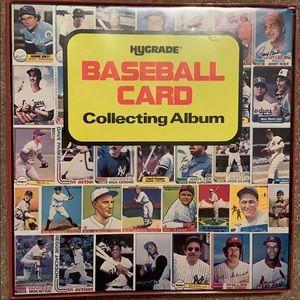 70's-80's Baseball collectors Album